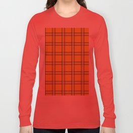 Clueless Plaid Long Sleeve T-shirt