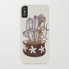 Useful Cactus iPhone X Slim Case