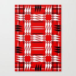 Buffalo Factory – Xacto Blade Blanket Canvas Print