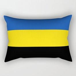 Gelderland region Netherlands province Flag Rectangular Pillow