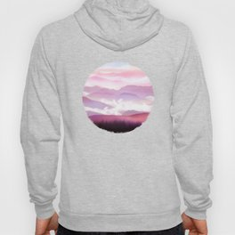 Candy Floss Mist Hoody