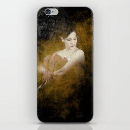 """""""Circus Performer"""" iPhone Skin"""