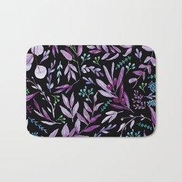 Eucalyptus Violet Bath Mat