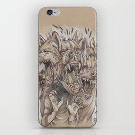 A Sense of Humor iPhone Skin