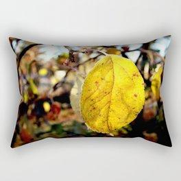 Leaves in full bloom Rectangular Pillow