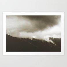 silence beckons 03 Art Print