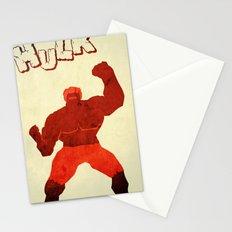 The Avengers Hulk Stationery Cards