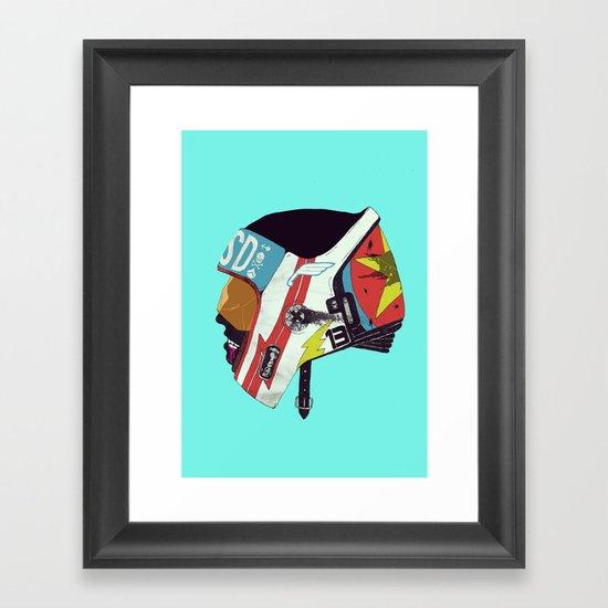 Runaway II Framed Art Print