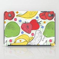 Fruits iPad Case