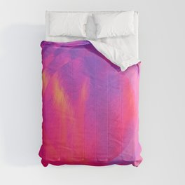 Abstract Geometric Art Colorful Design 660 Comforters