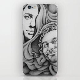 """Mist"" - h3h3productions - Ethan & Hila iPhone Skin"