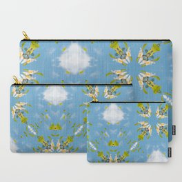 Franklinia Alatmaha and Sky Carry-All Pouch