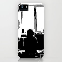 4 a.m. iPhone Case