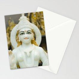 Lakshmi-Hindu Goddess in India Stationery Cards
