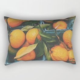 Oranges Rectangular Pillow