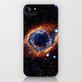 Helix Nebula (Infrared) iPhone Case