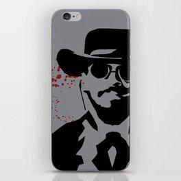 I like the way you die boy iPhone Skin