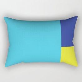 Color Block - 2 Rectangular Pillow