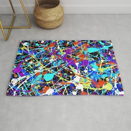 Splat! 2 (Inside Out) Rug