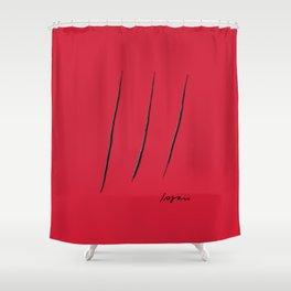 Fontana\Wolverine Shower Curtain
