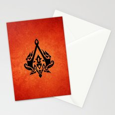 assassin's creed Stationery Cards