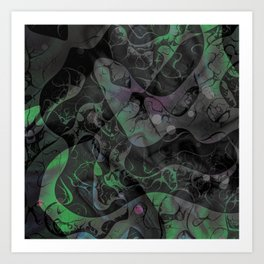 Abstract DM 04 Art Print
