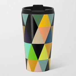 Abstract #821 Travel Mug