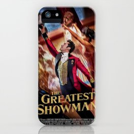 The Greatest Show Magic iPhone Case
