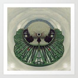 Astoria, Oregon Art Print