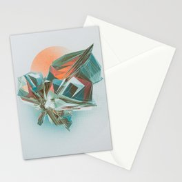 Icarus Rising Stationery Cards