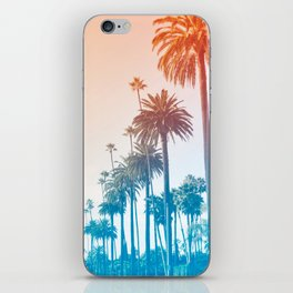 Summer in LA iPhone Skin