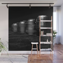 Four Lenses Wall Mural