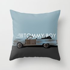 Tommy Boy Throw Pillow