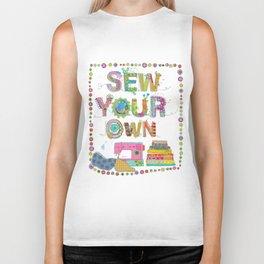 Sew Your Own Biker Tank