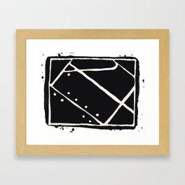 Hot Spots on St. Marks Framed Art Print