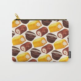 Hostess Cake Pattern Carry-All Pouch