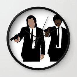 Pulp Fiction Wall Clock