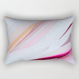 Abstract Brush Strokes, II Rectangular Pillow