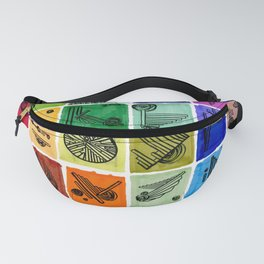 VA-RI-NATION Fanny Pack