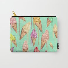 melted ice creams Carry-All Pouch