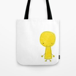 yellow dood Tote Bag