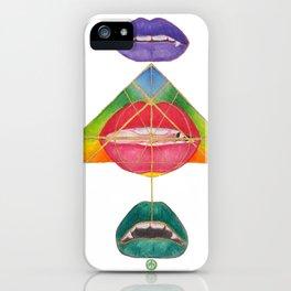 Love Bitten iPhone Case