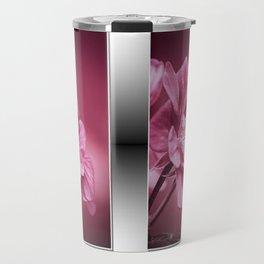 Ivy Geranium named Contessa Purple Bicolor Travel Mug