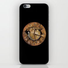 Counting Out Time iPhone & iPod Skin
