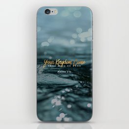 Your Kingdom Come iPhone Skin