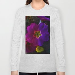 Primula Rainbow Long Sleeve T-shirt