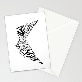 Calligranime: Me Stationery Cards