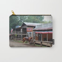 One Horse Town Carry-All Pouch