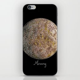 Mercury #2 iPhone Skin