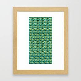 Fishy Fishy Framed Art Print